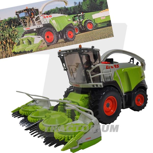 Siku Farmer 1:32 Claas Jaguar 960 Baufahrzeuge & Traktoren Blechspielzeug