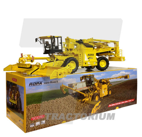 Wiking 7312 Ropa euro-Maus 4 Limited Agritechnica Edition 1/32