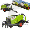 Wiking 7320 Claas Uniwrap Rollant 455 1/32