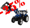 UH 4232 New Holland T6.140 mit Frontlader 1/32