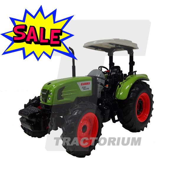Tracteur CLAAS Talos 230 USK30016