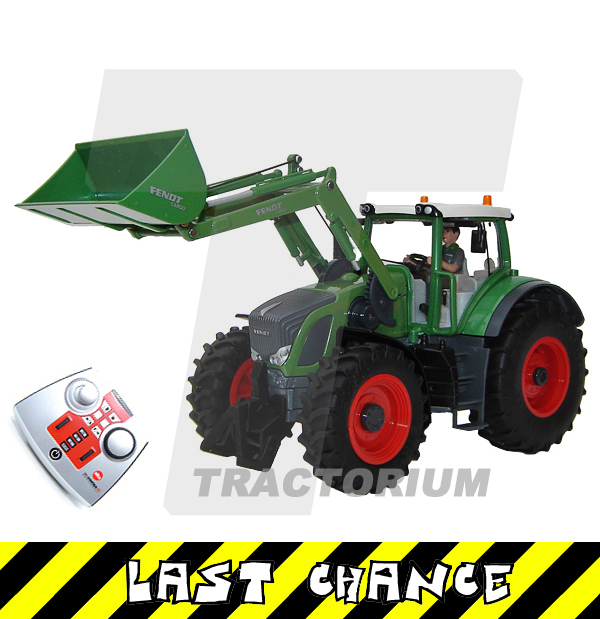 Baufahrzeuge & Traktoren Spielzeug Siku Control 1:32 Fendt 939