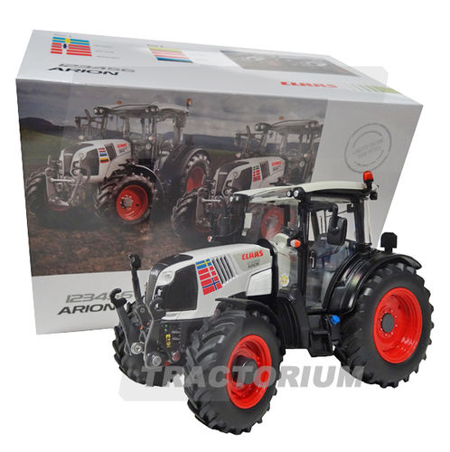 Wiking 01706770 Claas Arion 123456 Limited Agritechnica Edition 1/32