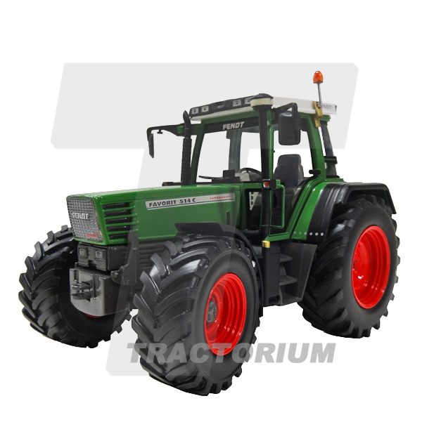 traktorenwerk 1020 fendt 514 c turboshift with big wheels. Black Bedroom Furniture Sets. Home Design Ideas