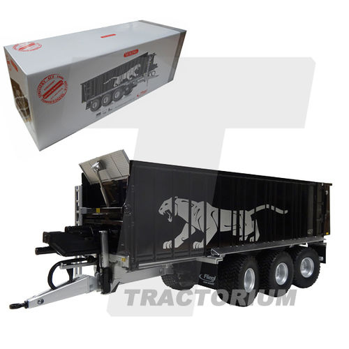 Wiking 840065 Fliegl ASW 391 Limited Black Panther Edition 1/32