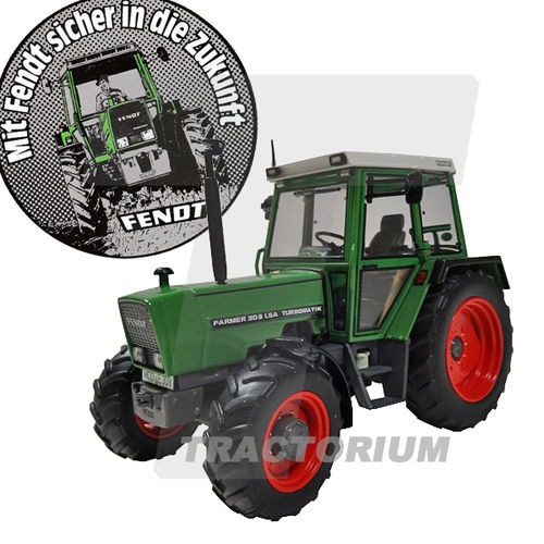 Weise-Toys 1047 Fendt 308 LSA 4 WD 1/32