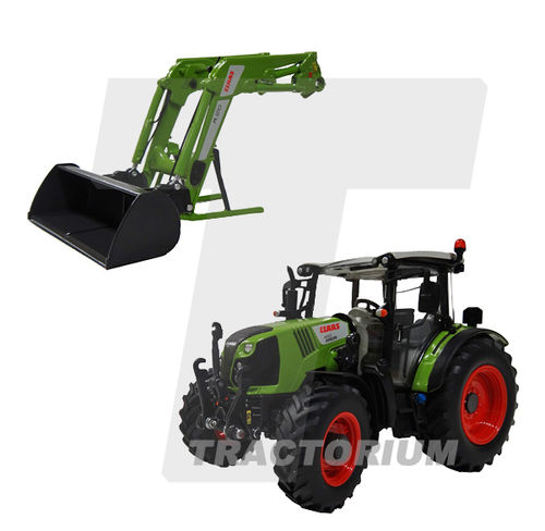 Wiking 7829 Claas Arion 430 mit abnehmbarem Frontlader FL120 1/32