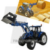 UH 4958 New Holland T5.120 mit NH 740 TL Frontlader 1/32