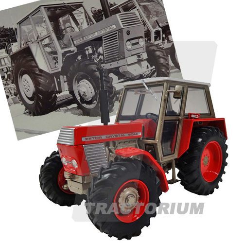 Universal Hobbies 5272 Zetor Crystal 8045 4 WD rot 1/32