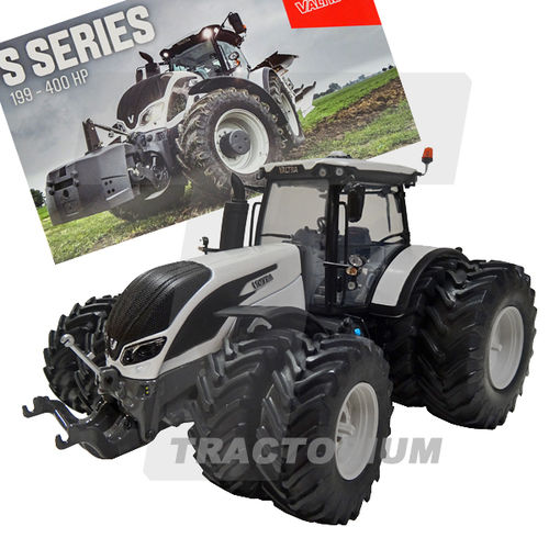 Universal Hobbies 5242  Valtra S 394 Facelift mit Zwillingsbereifung Limited Edition 1/32