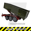 Siku 2879 Fortuna Hook Lift Trailer 1/32