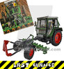 weise-toys 1011 Fendt GT 360 with Beet Hoe 1/32