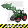 Schuco 450771200 Fendt 313 Vario with Frontloader 1/32