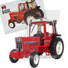 Replicagri 082 IH International 845 XL 2WD Black Fenders limited edition 1/32