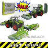 USK Scalemodels 01718440 Claas Disco 3500 FC+ 9100 C Mähkombination Limited Claas Edition 1/32