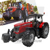 Universal Hobbies 4231 Massey Ferguson 8737 Dyna VT Facelift 2014 with wide Tyres 1/32
