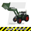 Schuco 450764400 Fendt 211 Vario with Frontloader 1/32