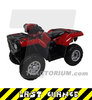 Britains 42883 Polaris Sportsman Quad 1/32