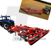 Britains 43108 Kuhn Performer 5000 Cultivator 1/32