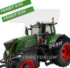 Tractorium Sticker Set 1010 Type Fendt 900 (927 Vario - 939 Vario) Generation 4 Facelift 1/32