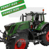 Tractorium Decal Set 1014 Type Fendt 800 (822 Vario - 828 Vario) Generation 4 2014 1/32