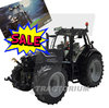 Weise-Toys 2037 Deutz-Fahr 6190 TTV Limited Black Warrior Edition 1/32