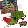 USK Models 01700980 Claas Dominator 85 with Cab Limited SIMA Edition 1/32