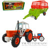 Gama 4284 Set Deutz D 10006 Export Edition with Gama Loader Wagon ca. 1/30
