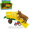 Gama 014 Animal Trailer 1/29