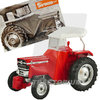 Universal Hobbies 5292 Massey Ferguson 135 mit Sirocco Verdeck New Version Limited Edition 1/32