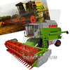 Wiking 7834 Claas Commandor 116 CS Combine 1/32