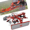 Universal Hobbies 5208 Kuhn GA 4731 Swather 1/32