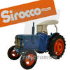 Universal Hobbies 5306 Fordson Power Major with Sirocco Canopy Limited Edition 1/32