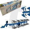 Siku 2051 Lemken EurOpal 7 X Plough Limited Edition 1/32