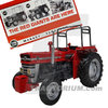 Universal Hobbies 5369 Massey Ferguson 140 Super with Safety Frame Limited Edition 1/32