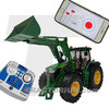 Siku Control 6795 John Deere 7301 R with Frontloader - App Controled 1/32