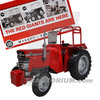 Universal Hobbies 5368 Massey Ferguson 148 MP mit Sirocco Überrollbügel Limited Edition 1/32