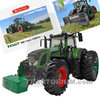 Wiking 7422 Fendt 936 Vario AdBlue Silage Tractor with Duals Limited Edition 1/32