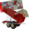 AT Collections 3200501 Beco Super 1800 Tandem Tipping Trailer 1/32