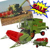 2W USK Models 01700990 Claas Dominator 85 Limited SIMA Edition 1/32