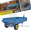 "Universal Hobbies 6215 Weeks ""Popular"" 3,5 T Tipping Trailer 1/32"