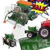 Universal Hobbies 5384 Amazone Centaya 3000 Super Seeder + T-Pack Packer 1/32