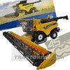Universal Hobbies 6218 New Holland CR10.90 Revelation mit Raupen Limited Agritechnica Edition 1/32