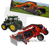 ROS 602359 Kuhn Merge Maxx 950 Swather 1/32