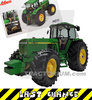 Schuco 450764900 John Deere 4955 with wide Tyres 1/32