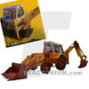 Britains 43280 JCB 3C Mark III Backhoe Loader Rusty Version 1/32