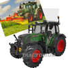 2W Schuco 450781500 Fendt 211 Vario New Version 1/32