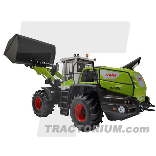 2W Wiking 7833 Claas Torion 1812 Wheel Loader 1/32