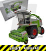Universal Hobbies 02531160 Claas Jaguar 860 wit Claas PU 300 Limited Claas Edition 1/32