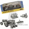 Universal Hobbies 6247 Ferguson 4 Implements Set The Ferguson System 1/32